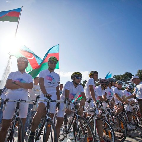 Azerbaijan Cycling Week