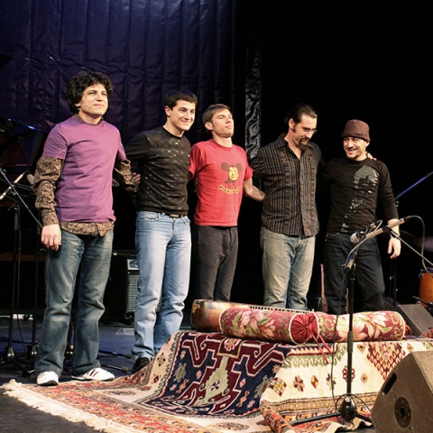 Shahin Novrasli's Euro tour